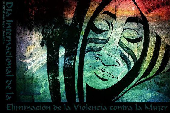 Día Internacional de la Eliminación de la Violencia contra la Mujer 2014
