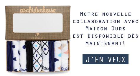Archiduchesse :: Chaussettes Made in France dans 48 couleurs ! - Archiduchesse