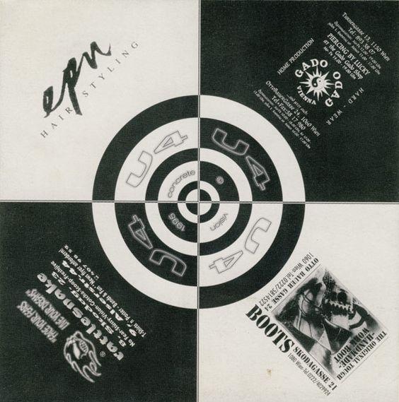 grafikdesign h2 © concreteproductions 1995