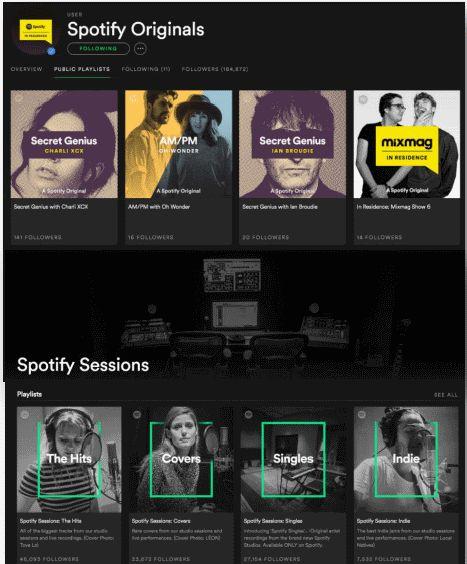 #spotify #sessions #original #marketing: