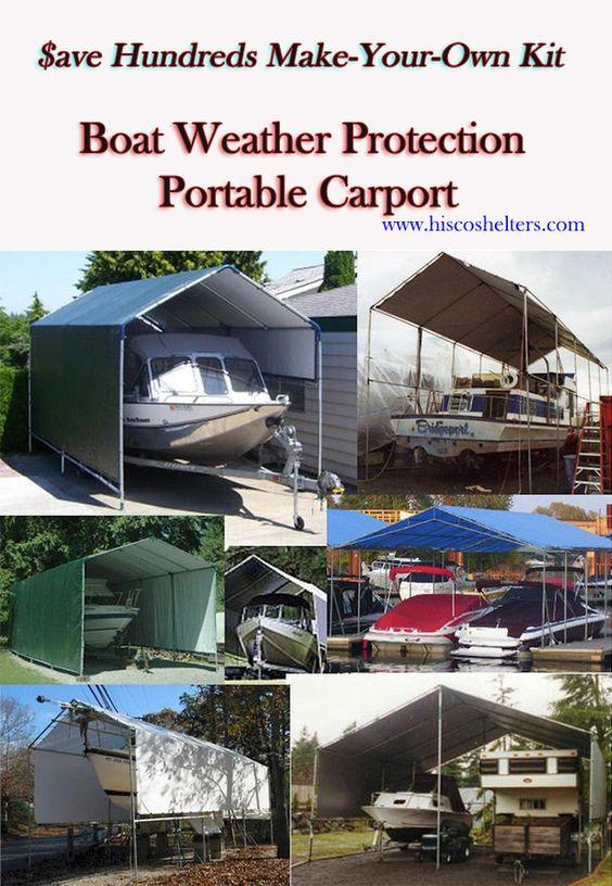 Homemade Boat Shelter : Pinterest the world s catalog of ideas