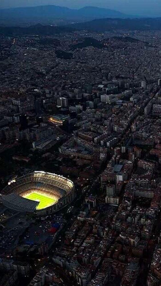 Estadi del Club de Futbol Barcelona