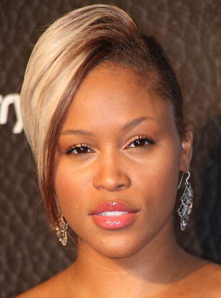 Awe Inspiring Black Women Celebrity Hairstyles And Hairstyles On Pinterest Short Hairstyles Gunalazisus