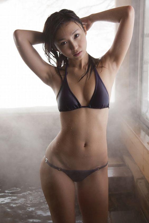 Risa Yoshiki is so perfect!!!! #risa #gravure