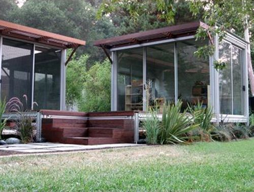 backyard office prefab. design chic u2022 a modern backyard office favorite places and spaces pinterest prefab