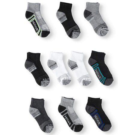 3 Pairs Mens Ankle Quarter Crew Argyle Athletic Sports Socks Cotton Size 10-13