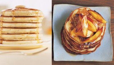 Pancakes Two Ways - Beginner & Expert
