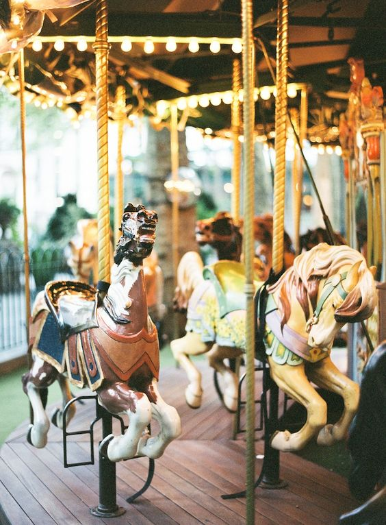 New York City | Carousel | JenHuangPhoto.com