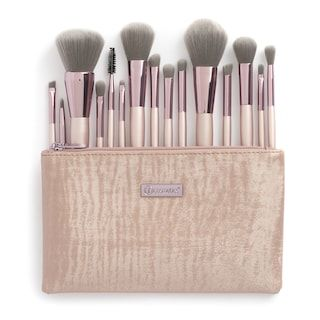 Bh Cosmetics Crystal Quartz 12 Pc Makeup Brush Set Makeup Brush Set Bh Cosmetics Brush Set