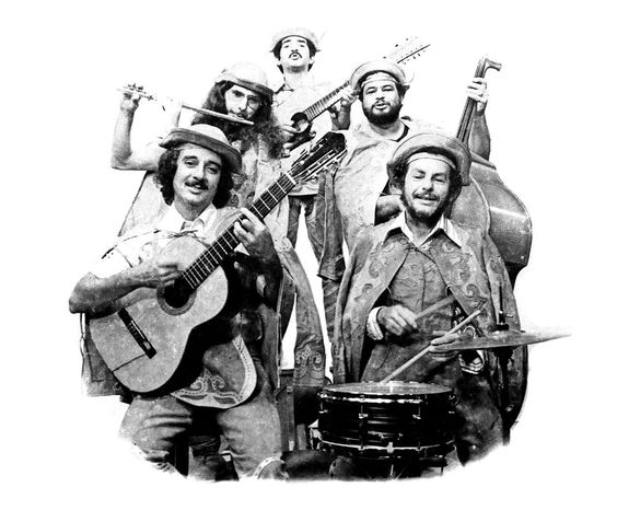 * QuintetO VioladO *  (1977).  Pernambuco, Brasil.