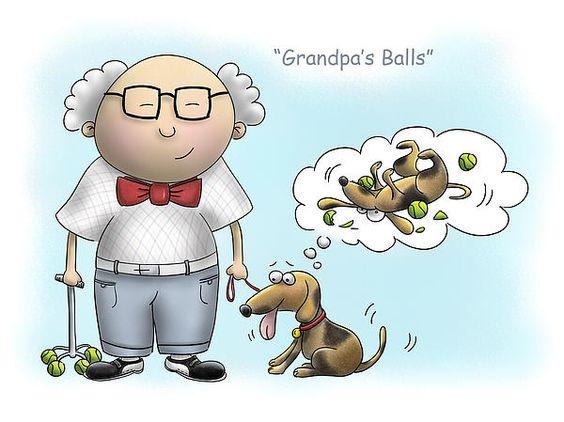 book grandpas illustrations balls html forward grandpas balls grandpas ...