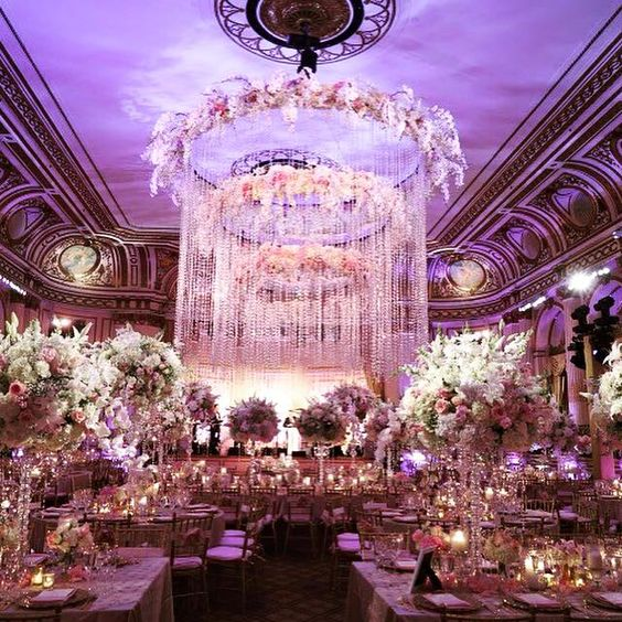 A David Tutera Wedding at The Plaza Hotel in NYC.