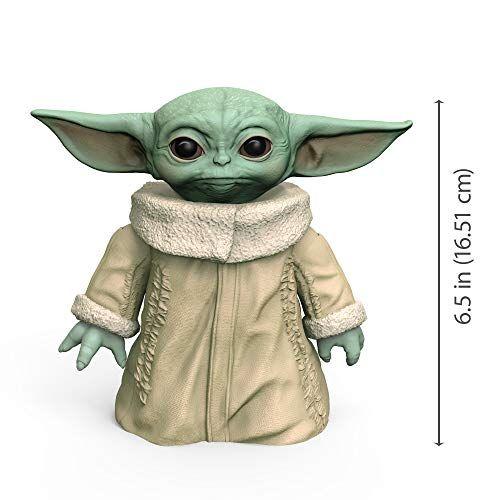 Star Wars The Child Toy The Mandalorian 6 5 Inch Posable Https Www Dp B082jj5vm8 Ref Star Wars Action Figures Star Wars Figures Action Figures