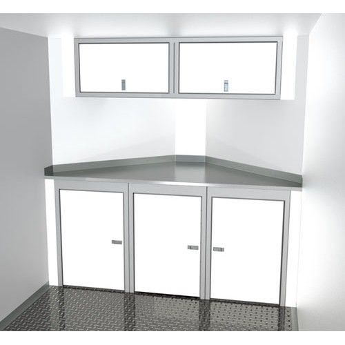 Sportsmanii Aluminum Trailer Cabinet Combination 6 0 To 7 0
