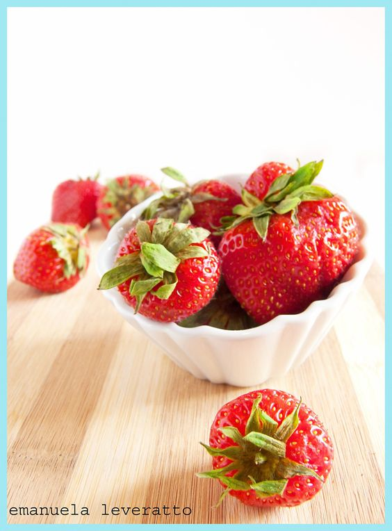 #ricettefuorifuoco #fragole #strawberry