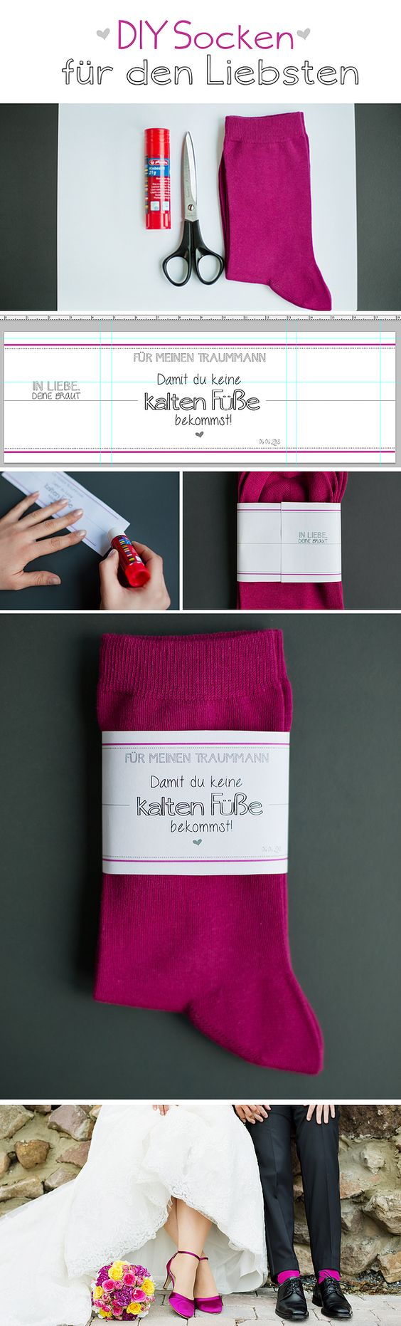 DIY Socken