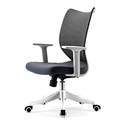 Zhao Xiemao Modern Office Chair Sturdy Arms And Back Support Ergonomic Desk Chair With Wheels High Back Office Modern Office Chair Ergonomic Desk Chair Chair