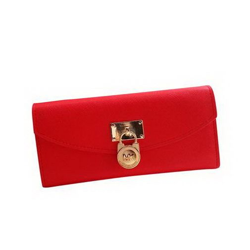 2017 new Michael Kors Hamilton Lock Logo Large Red Wallets deal online,  save up to 90% off dokuz limited offer, no tax and free shipping.#handbags \u2026