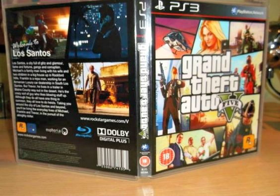 Rockstar Games decide to reveal two GTA V collecter's edition on Sep 17