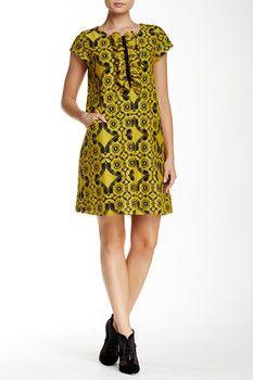 Weston Wear Ruffle Me Lace Dress