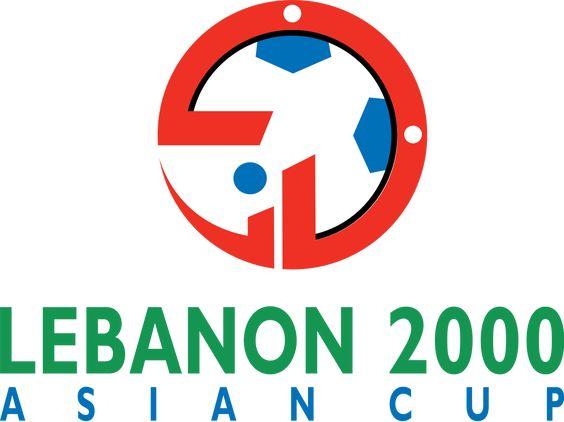 Logo Copa Asia 2000