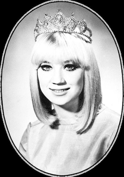 Sissy Spacek Homecoming Queen At Quitman High School
