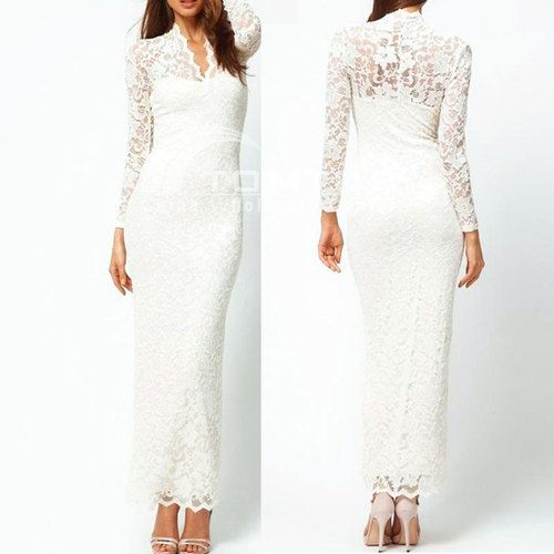 maxi dress sleeves ebay