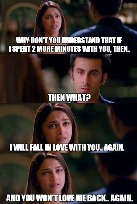 Image result for yeh jawaani hai deewani i will again fall for you