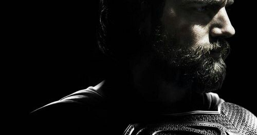 This is not about Cavill's handsome face (for once) this is about the goddamn black suit xD