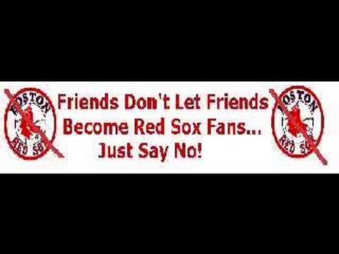 Boston red socks suck
