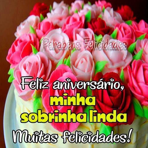 Resultado De Imagem Para Flores Para Aniversario Sobrinha Aniversário Para Sobrinha Feliz Aniversario Para Sobrinha Aniversario