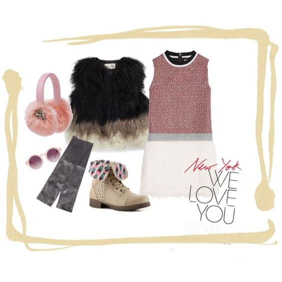 """""""Menina rosa"""" by cdinis-1 on Polyvore"""