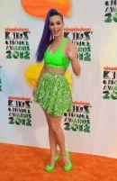 Katy Perry at the Nickelodean Kids Choice Awards
