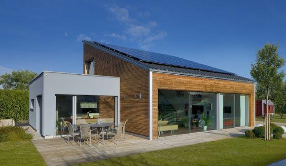 Skandinavischer bungalow  Mejores 35 imágenes de Bungalow Haus Ideen en Pinterest | Terraza ...