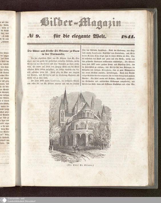 229 - No. 9. - Allgemeine Moden-Zeitung - Seite - Digitale Sammlungen - Digitale Sammlungen