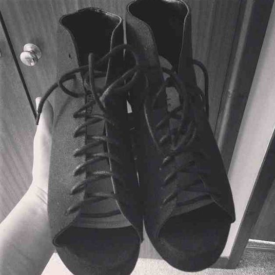 New shoes <3