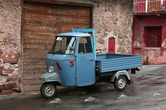piaggio ape piaggio ape p 501 cars trucks bikes. Black Bedroom Furniture Sets. Home Design Ideas