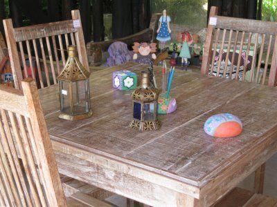 Vivenda de Chartres: Table / Mesa