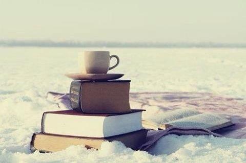 Livros, Books, Cold, Coffee