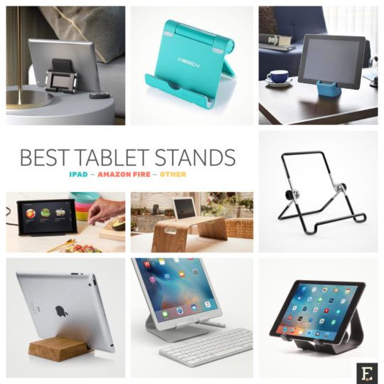 25 Most Interesting Tablet Stands And Holders Tablet Stand