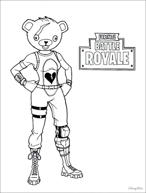Skull Trooper Fortnite Skin Coloring Page Coloring Pages For Kids Lego Coloring Pages Coloring Pages