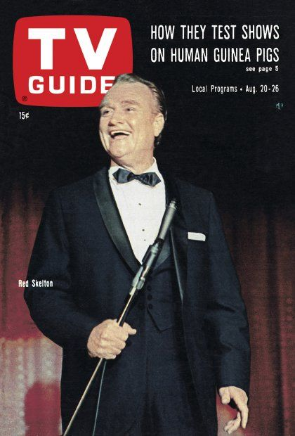 TV Guide: August 20, 1966 - Red Skelton
