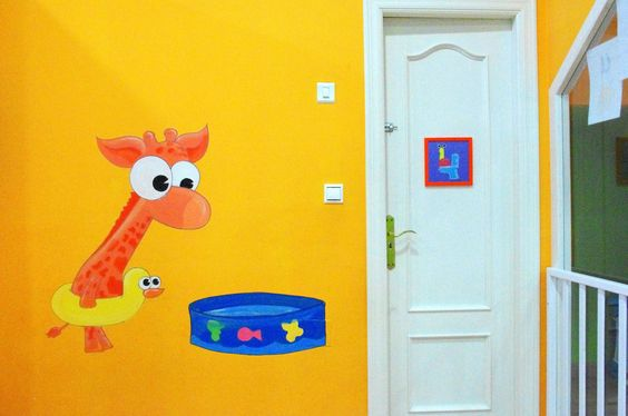 Pikingalos , jardín de infancia