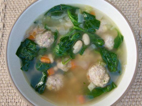 Wedding soup, Italian weddings and Italian wedding soup ...