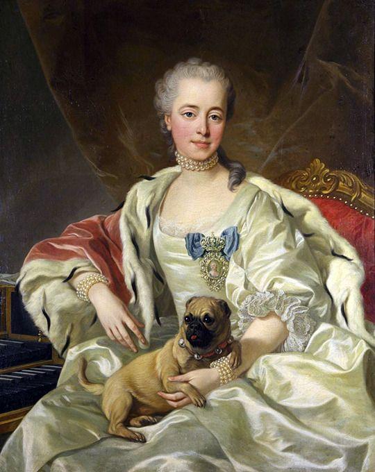 Vivelareine Reading Treasure 10 Eighteenth Century Portraits