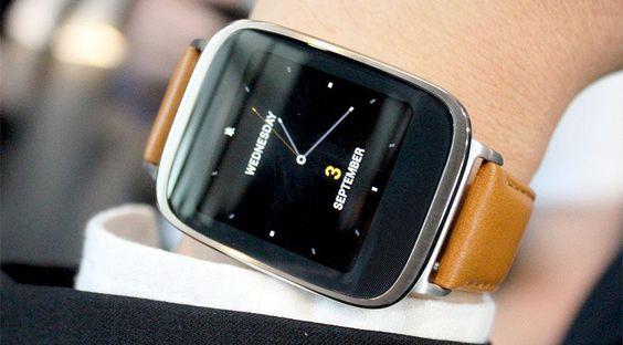 Reloj inteligente de Asus, Zenwatch 2, costará $167 http://goo.gl/k3opUV
