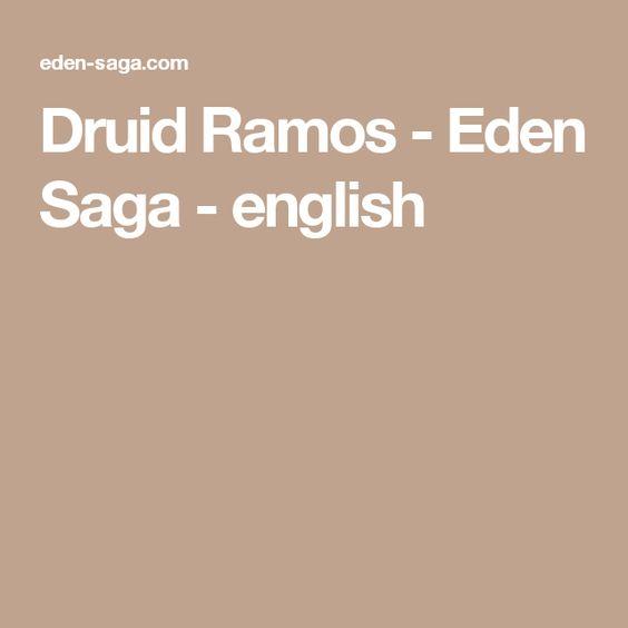 Druid Ramos - Eden Saga - english