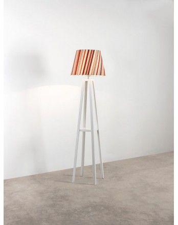 Coluna Branca Listra Clara - R$565,00