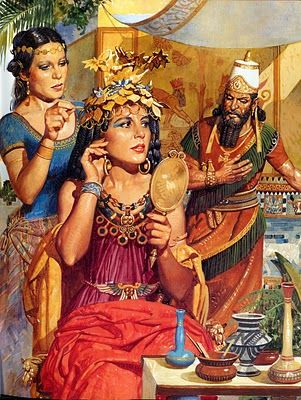Semiramis (Greek: Σεμίραμις, Armenian: Շամիրամ Shamiram) was the legendary wife of King Ninus, succeeding him to the throne of Assyria. ... A real and historical Shammuramat (the Akkadian and Aramaic form of the name) was the Assyrian wife of Shamshi-Adad V (ruled 824 BC–811 BC), king of Assyria and ruler of the Neo-Assyrian Empire, and its regent for five years until her son Adad-nirari III came of age.