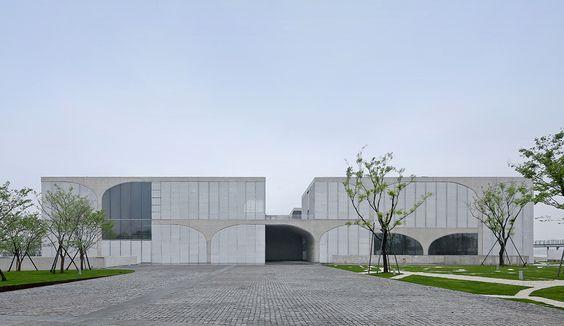 Atelier Deshaus, Long Museum West Bund, Longteng Avenue, Xuhui District, Shanghai